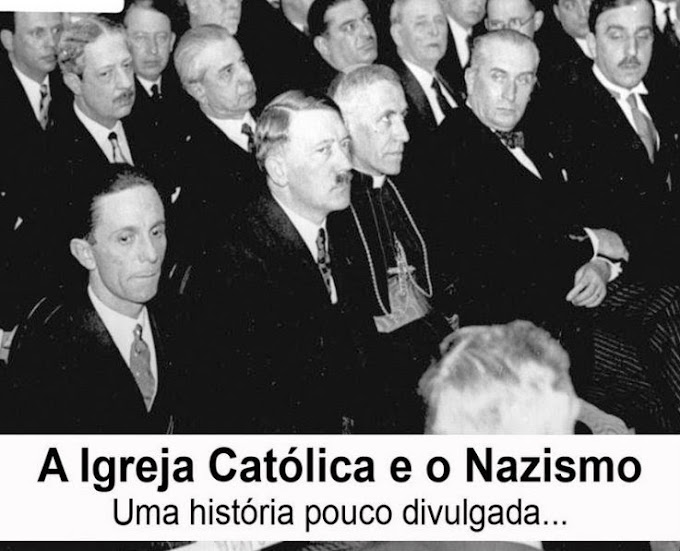 A Igreja e Hitler