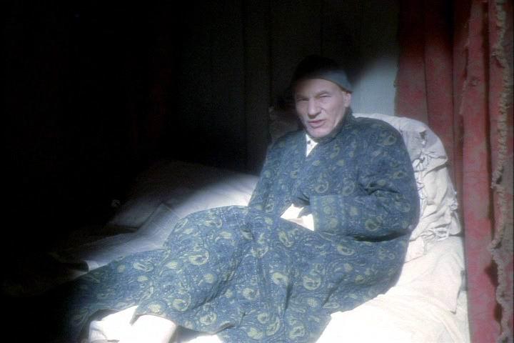 Nuno Miranda's Original Film & TV Props Collection: A Christmas Carol (1999)Dressing Gown used ...