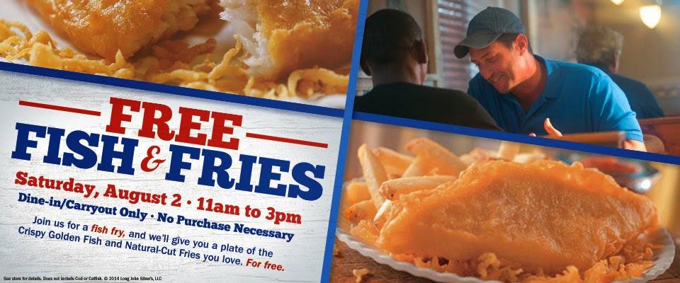 Long John Silver's America's Fish Fry #free