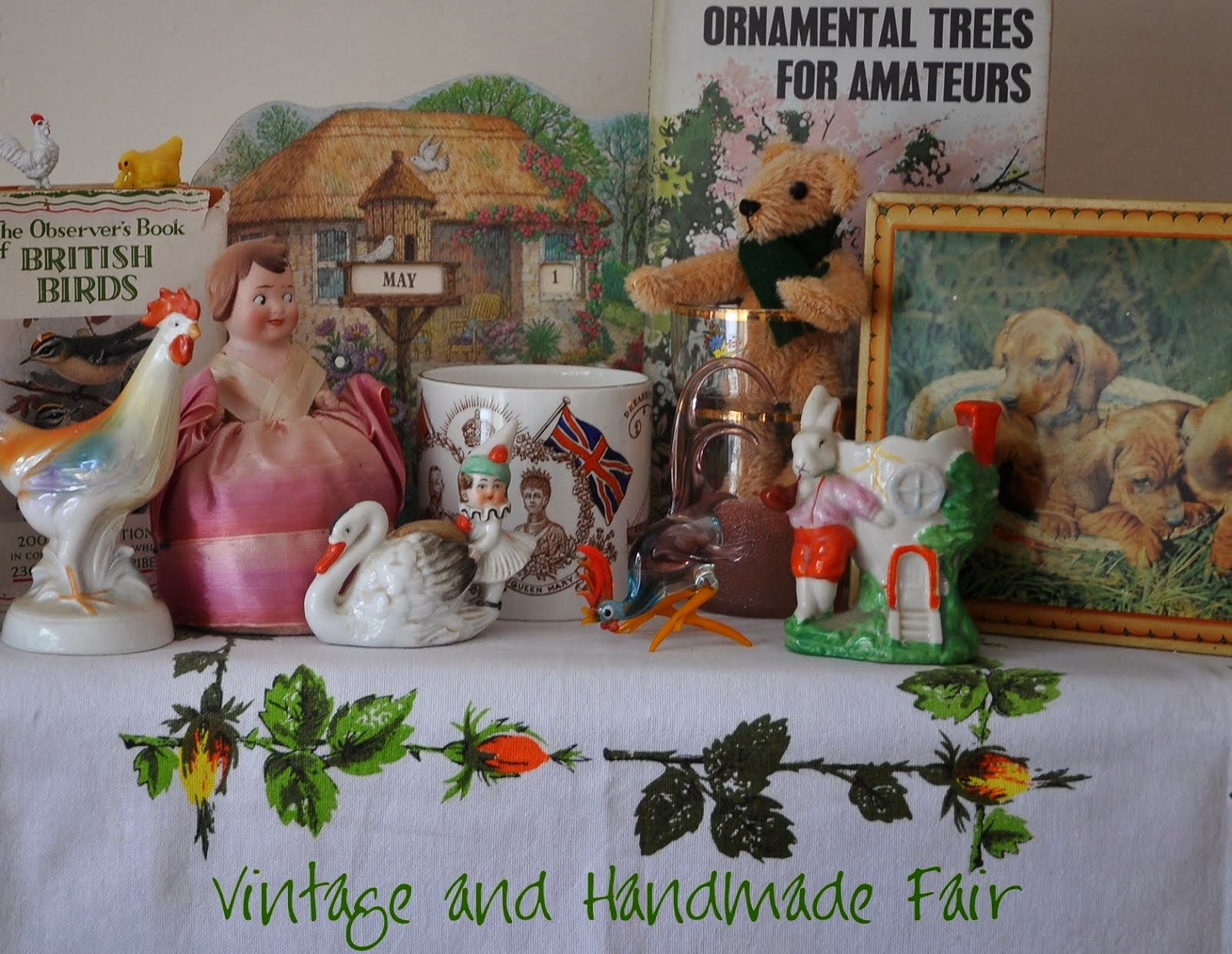 Vintage & Handmade Autumn Fair