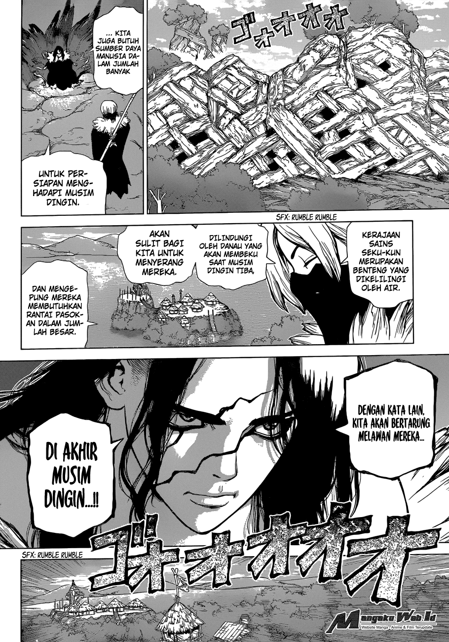 Dr. Stone Chapter 52-2