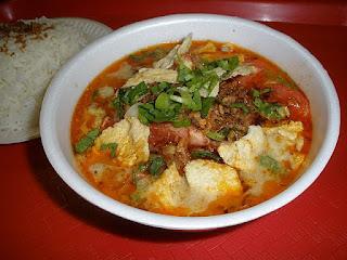 Soto Betawi  Ingredients, How To Make Soto Betawi,  Soto Betawi  Seasonings (mashed)