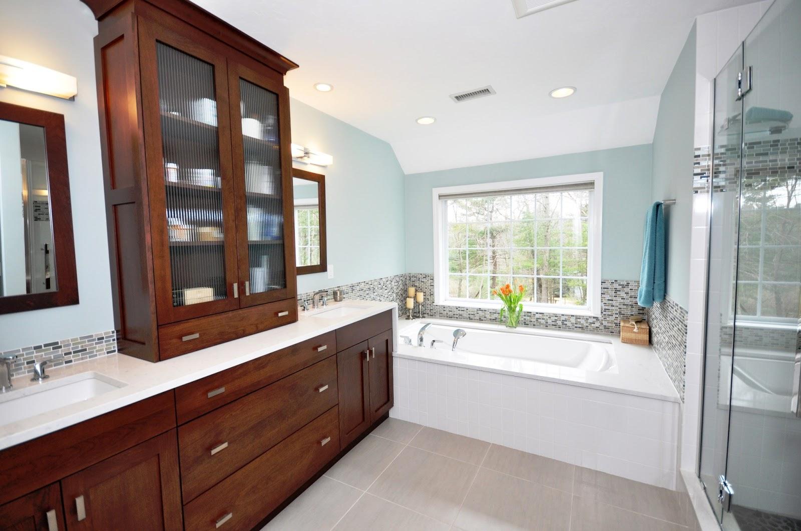 A Master Bath Retreat