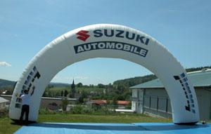 Balon Gate Suzuki