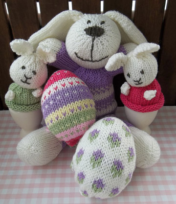 Free Easter Egg Cosy Knitting Pattern Very Simple Free Knitting