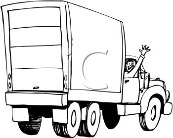Kamionos leszel?  III. rész