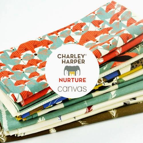 Charley Harper Nurture | Canvas