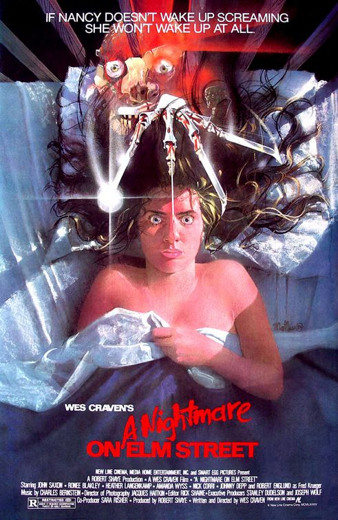 A Nightmare On Elm Street 1984 Movie
