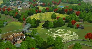 the sims 3 dragon valley screen 2 The Sims 3 (Multi)   Dragon Valley DLC Screenshots