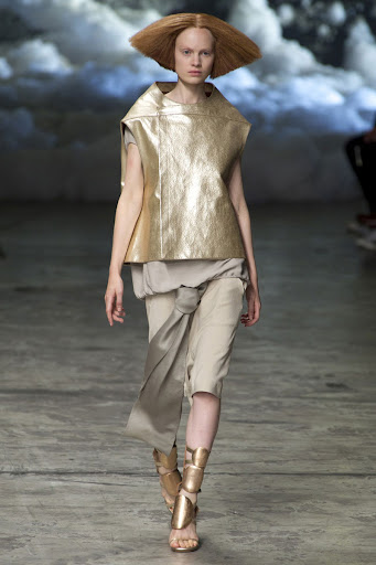 Rick Owens Spring/summer 2013 Women's Collection