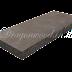 ระแนงไม้เทียม wpc แบบตัน สีโอ๊คดำ ผิวเรียบ ขนาด 1cmx10cmx300cm