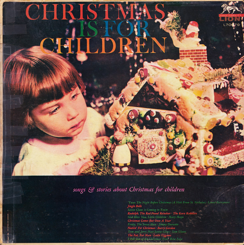 Hi-Fi Holiday - Great Vintage Christmas Music on LP now on MP3 ...
