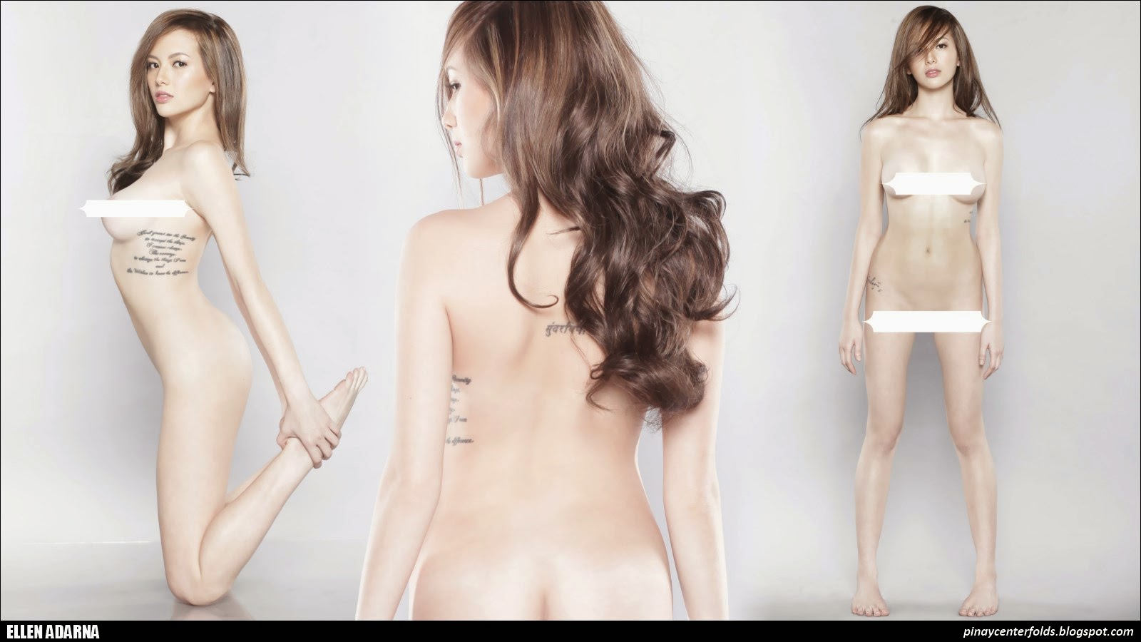 Ellen Adarna In Esquire