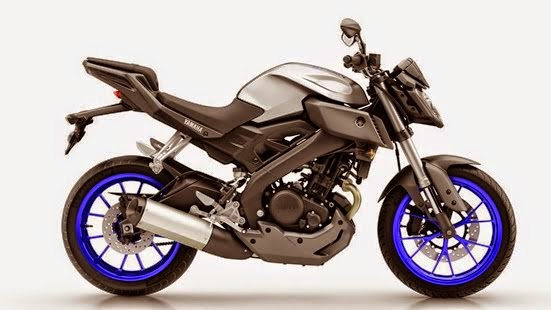 New Yamaha MT-125
