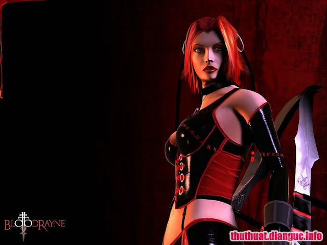 Download Game Kinh dị BloodRayne 2 Full crack