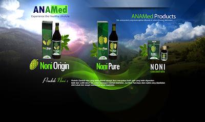 Produk Sehat Alami ANAMed