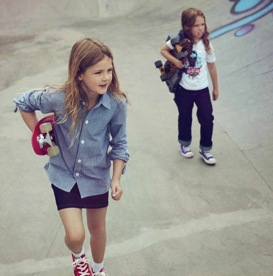 Cool unisex clothes for kids by the Fableists