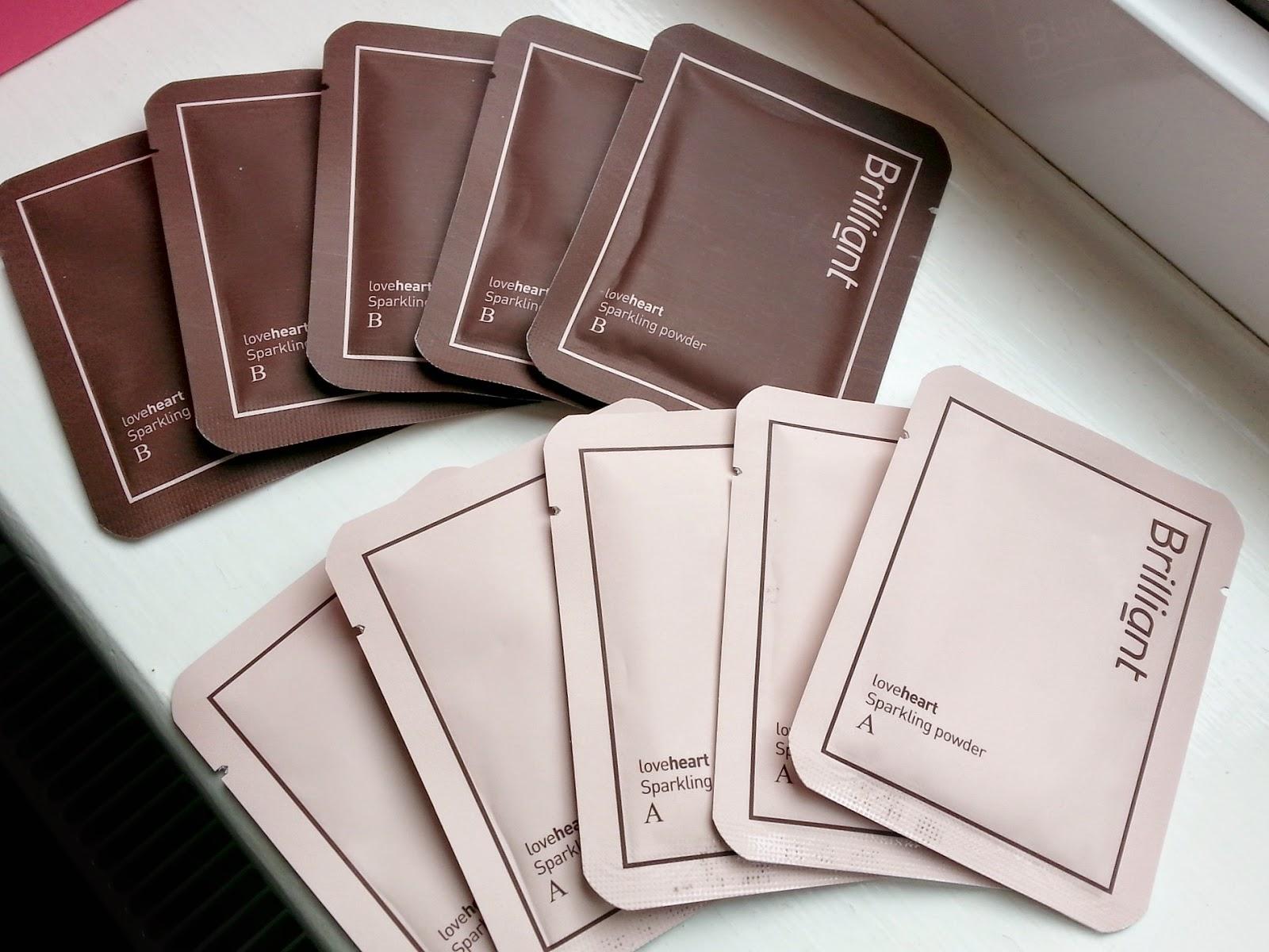 Memebox, Bubble Pop Cosmetics, CO2 skincare