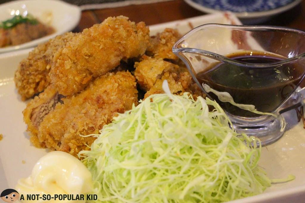 Tonkatsu of Chaya Japanese Restaurant