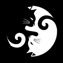 """Anciennement """"...un chat passant parmi les livres... & les images..."""""""