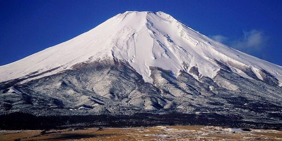 7 Gunung yang Dianggap Suci di Berbagai Penjuru Dunia
