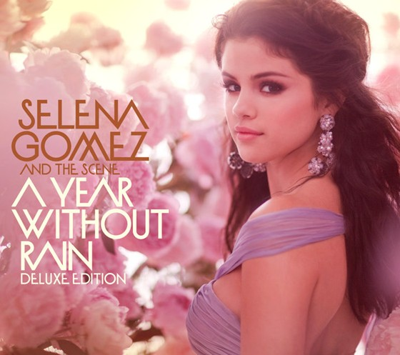 selena gomez who says album art. selena gomez a year without
