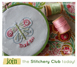 Love simple & sweet embroideries?