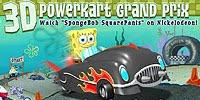 Спанч Боб: 3D гонки