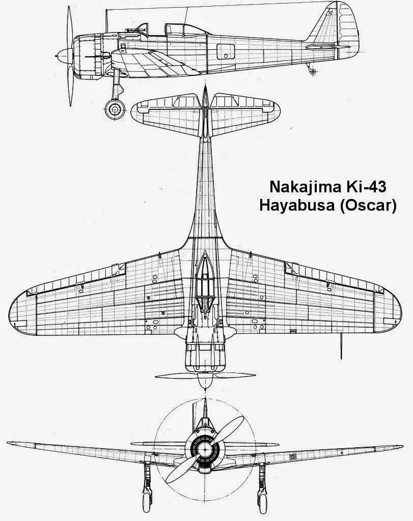 airplane scale modelkit  nakajima ki
