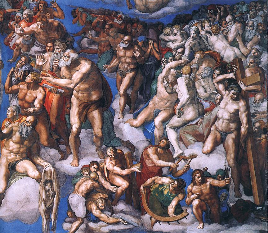 the last judgement essay A vision of the last judgment: null this is a directory page britannica does not currently have an article on this topic.