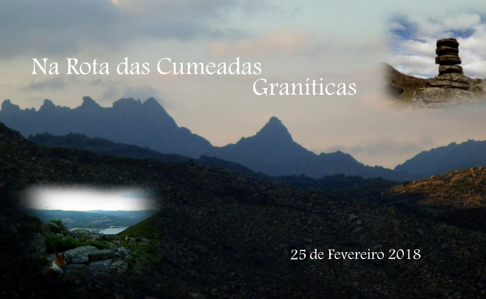 25/02/18 - Na Rota das Cumeadas Graníticas