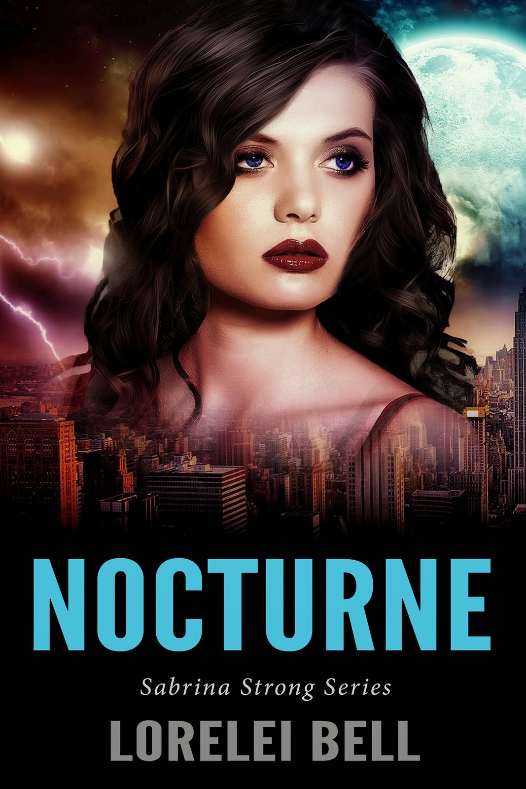 Nocturne ~ 3rd book in Sabrina Strong series