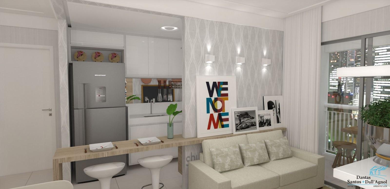 Dividir Sala E Cozinha Quando Colocada Na Sala De Estar A Mesa Tem  -> Divisor Sala E Cozinha