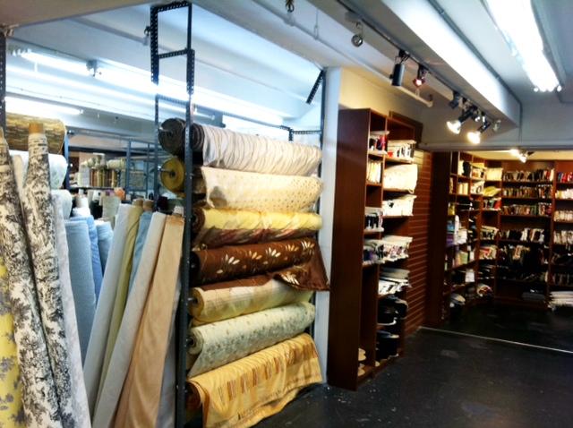 Shop the Garment District December 2011