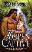 Hope's Captive by Kate Lyon