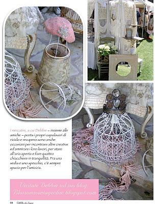 Blossoms vintage chic grazie casa da sogno - Case moderne da sogno ...