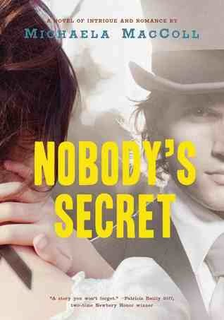 https://www.goodreads.com/book/show/15791055-nobody-s-secret