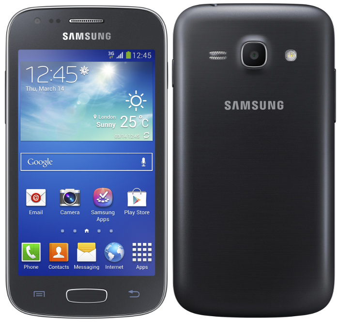 Samsung galaxy ace 3 gt s7272