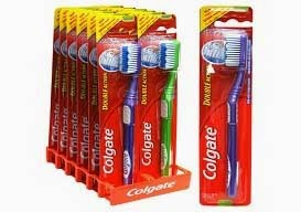 spazzolini da denti Colgate