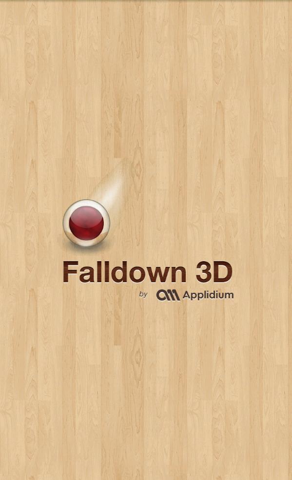 Falldown 3D