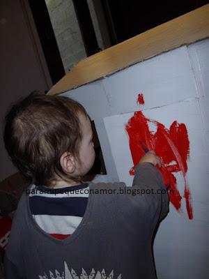 Cómo hacer una casita para niños
