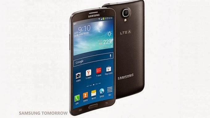 Samsung Galaxy Round Announced