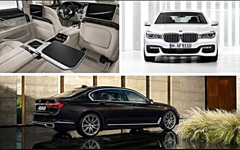2016 BMW 7-Series Review, Release Date and Price