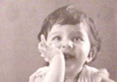 Image result for aishwarya rai childhood pics