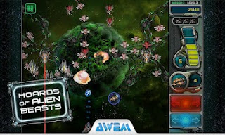 Star Defender III Android game