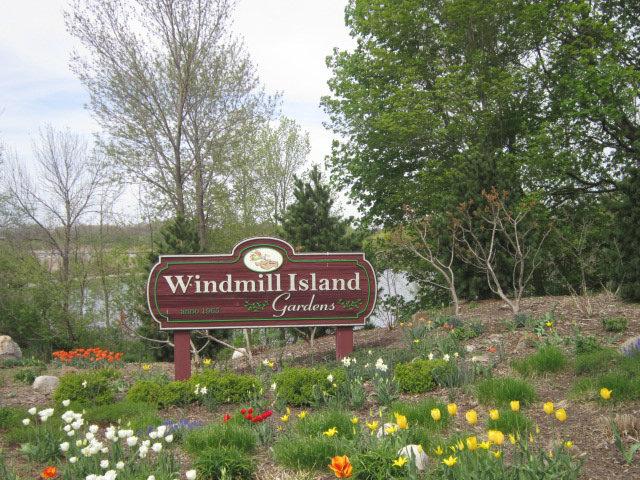 Relevant Tea Leaf Windmill Island Gardens Holland Mi
