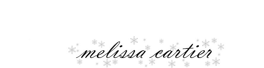 Melissa Cartier