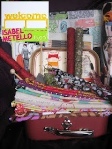 ♥ isabel metello ® eco design and shop ♥ loving urban handycraft ® ♥ exclusive arts and crafts