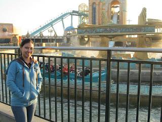SeaWorld San Diego Journey to Atlantis