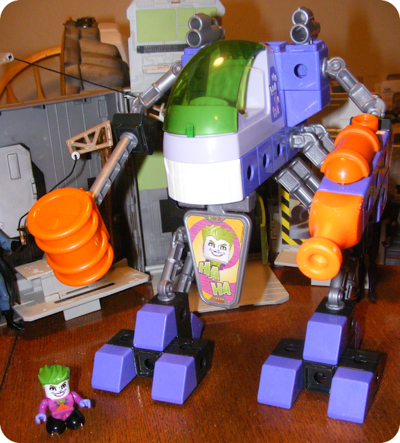 fisher price batcave instructions